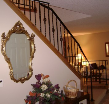 Superior Outside Spiral Staircase Residential Staircase. War Memorial Stair Rails